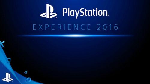 Todos los juegos de PlayStation Experience 2016