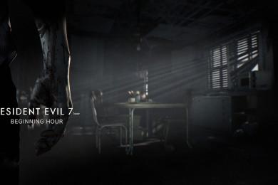 La demo de Resident Evil 7 llegará el 19 de diciembre a PC y Xbox One