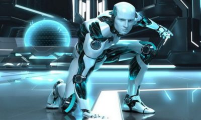 ¿Qué harán los humanos cuando los robots hagan todo el trabajo? 109