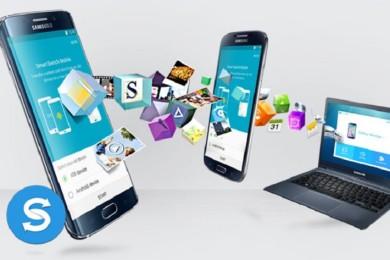 Samsung Smart Switch permitirá transferir archivos desde Windows 10 Mobile