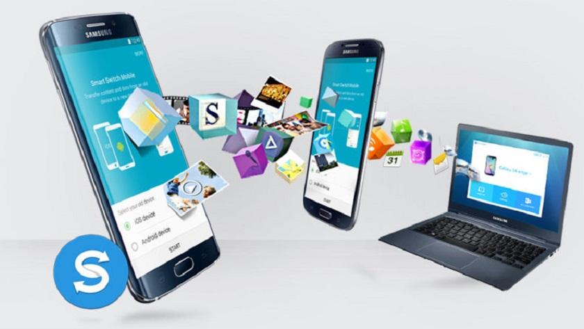 Samsung Smart Switch permitirá transferir archivos desde Windows 10 Mobile 28