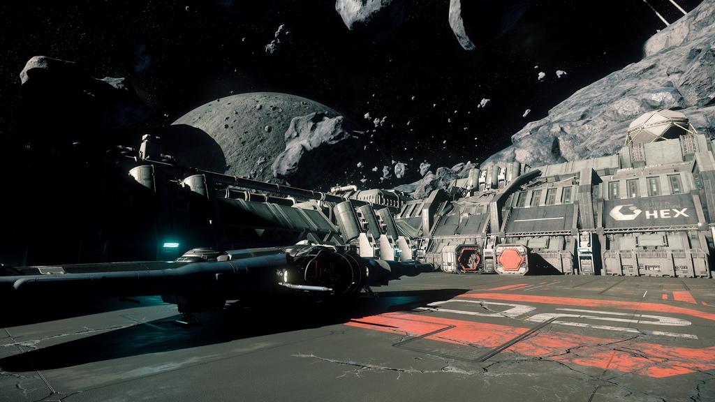 Star Citizen cambia de motor gráfico, utilizará el Lumberyard Engine 30