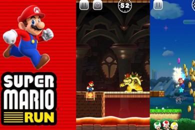Super Mario Run asoma en Google Play, aunque no está dispone aún