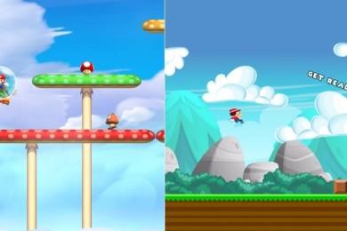 Super Plumber Run, empiezan a llegar los clones de Super Mario Run