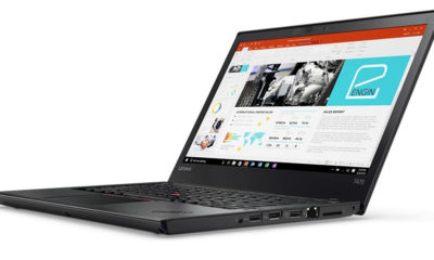 Lenovo actualiza su serie de portátiles ThinkPad 44