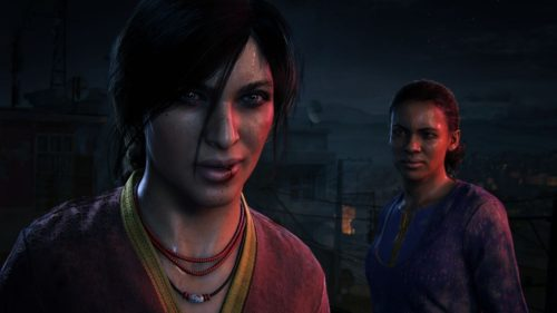 Uncharted: The Lost Legacy anunciado en la PSX 2016