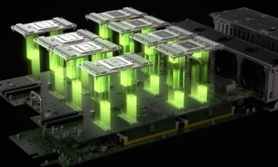 Lo nuevo de NVIDIA, el núcleo gráfico GV100, doblaría el rendimiento de Pascal 33