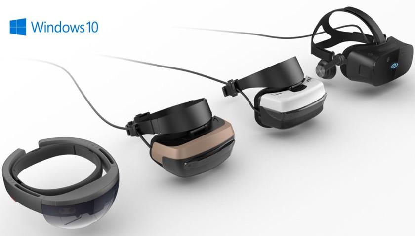 Así serán los Windows VR, mejores que Oculus Rift y HTC Vive