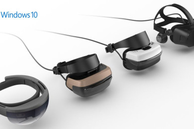 Microsoft revela los requisitos para dispositivos Windows 10 VR