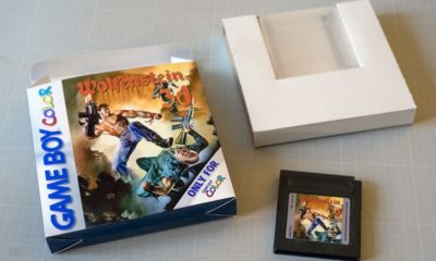 Wolfenstein 3D llega a Game Boy Color gracias a un modder 28