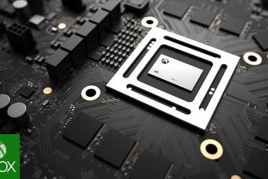 Patcher se la vuelve a jugar: Xbox Scorpio en 2018 por 399 dólares