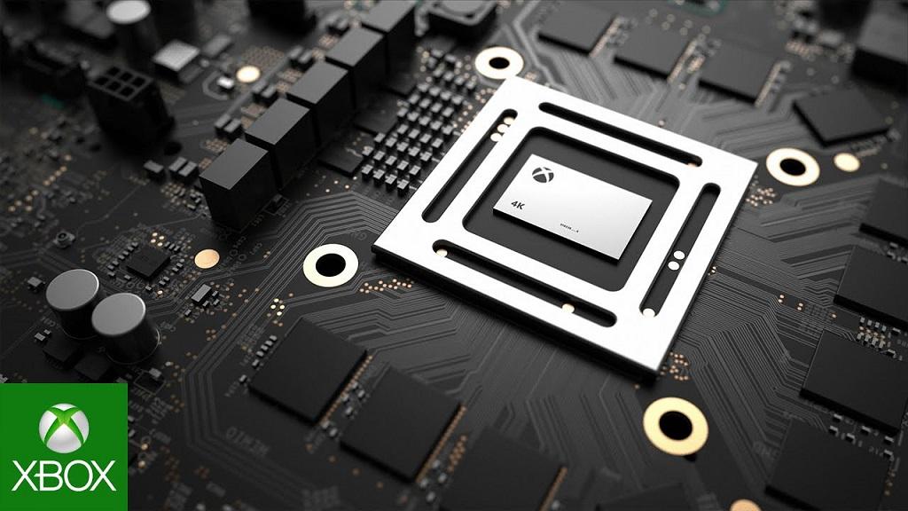 Patcher se la vuelve a jugar: Xbox Scorpio en 2018 por 399 dólares 29
