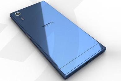 Sony apuesta por la pantalla curvada para el Xperia ZX 2017