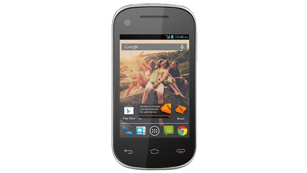 ZTE Boost Icon Nero, un smartphone por 3,6 dólares 28