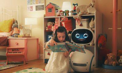 ASUS anuncia el lanzamiento de su robot Zenbo, precios 105