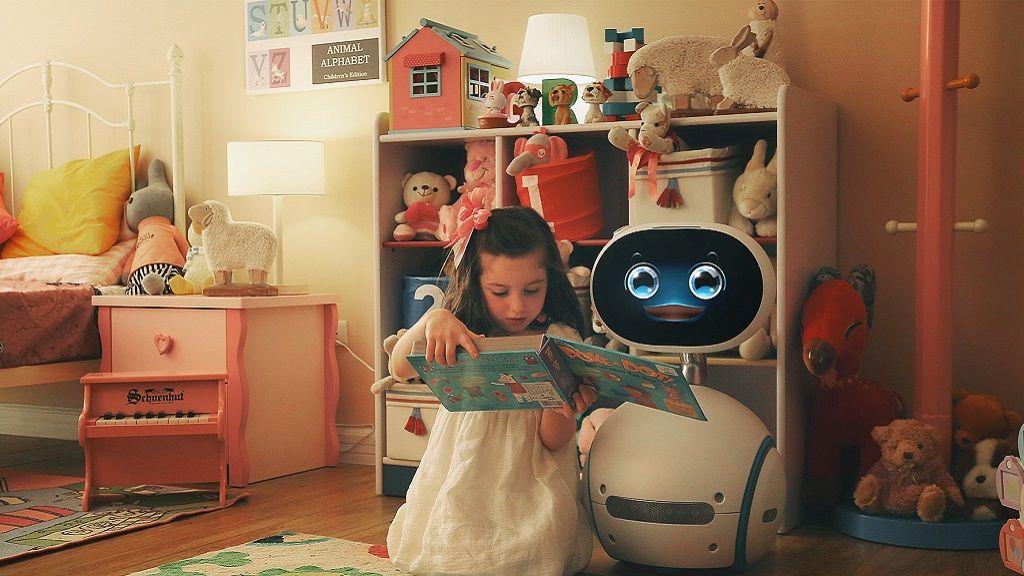 ASUS anuncia el lanzamiento de su robot Zenbo, precios 31
