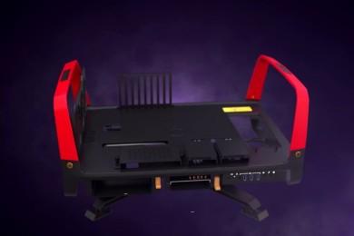 In Win X-Frame 2.0, una carcasa especial que cuesta 1.499 euros