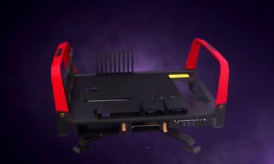 In Win X-Frame 2.0, una carcasa especial que cuesta 1.499 euros 33