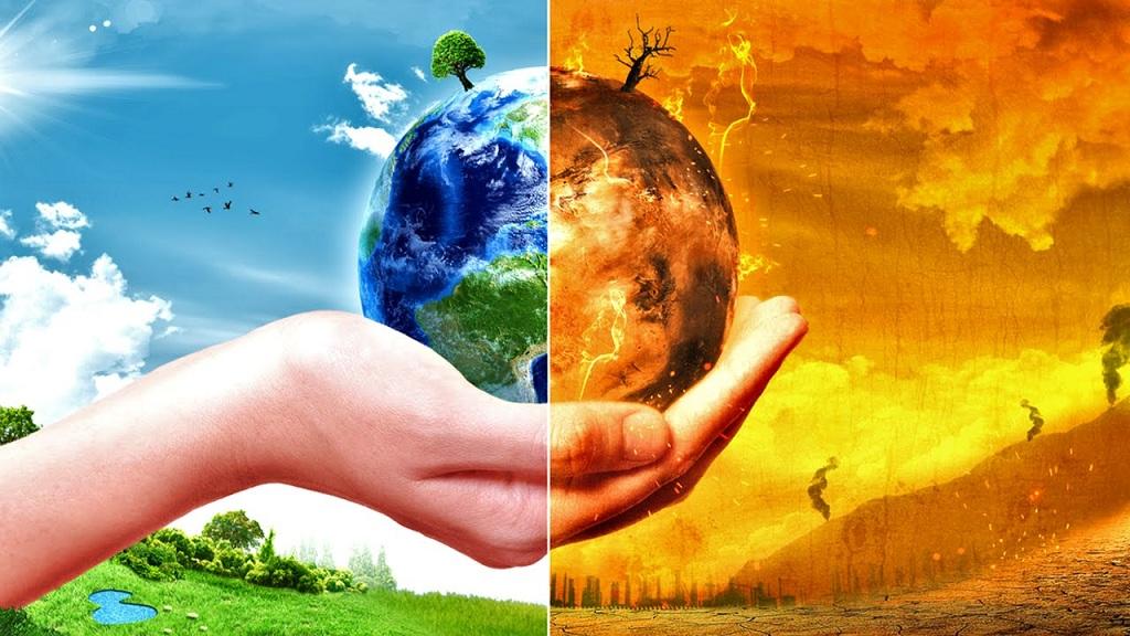 El cambio climático podría degenerar en una crisis humanitaria 30
