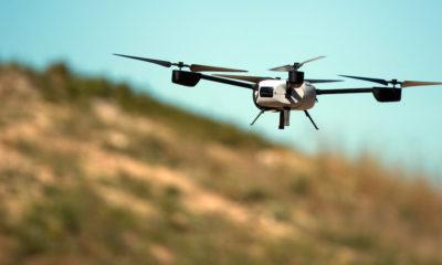 Francia será el primero en utilizar drones para el servicio de correos 113