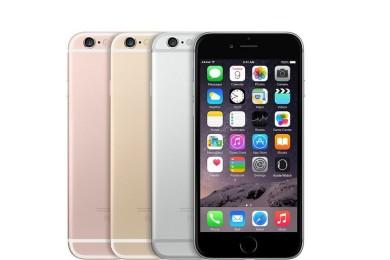 Apple confirma problema en las baterías de algunos iPhone 6s