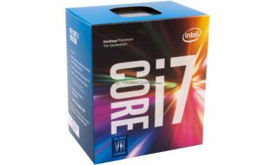 Así son las cajas de los procesadores Intel Kaby Lake 65