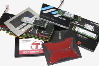 Las mejores SSD
