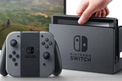 Nintendo Switch también servirá como visor para Realidad Virtual