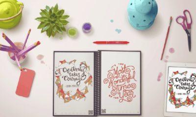 Everlast Notebook, una libreta reutilizable muy especial 31