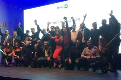 MCR premia a lo mejor de la tecnología de consumo