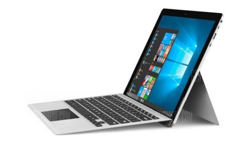Teclast X5 Pro, un clon de Surface con CPU Kaby Lake Core M