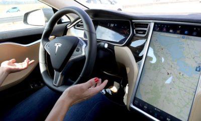 El Autopilot de Tesla alerta de un accidente antes de que ocurra 103