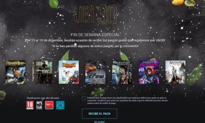 Este fin de semana podrás hacerte con siete juegos de Ubisoft gratis 98