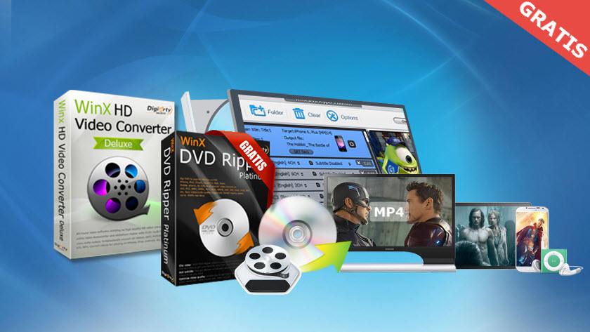 Dos herramientas para convertir fácilmente vídeos a MP4 con Windows 10, ¡oferta limitada! 27