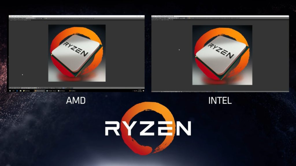 La última revisión de RYZEN ha subido 200 MHz de frecuencia 30