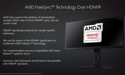 FreeSync 2 asoma antes del CES, así es lo nuevo de AMD 41