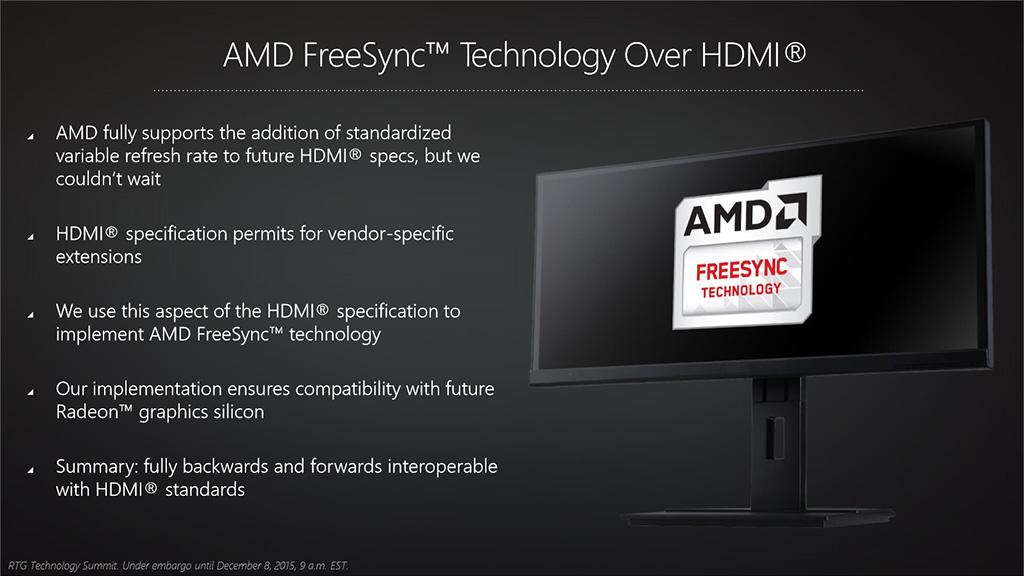 FreeSync 2 asoma antes del CES, así es lo nuevo de AMD 29