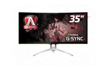 AOC presenta nuevo monitor curvado AGON AG352UCG con G-Sync