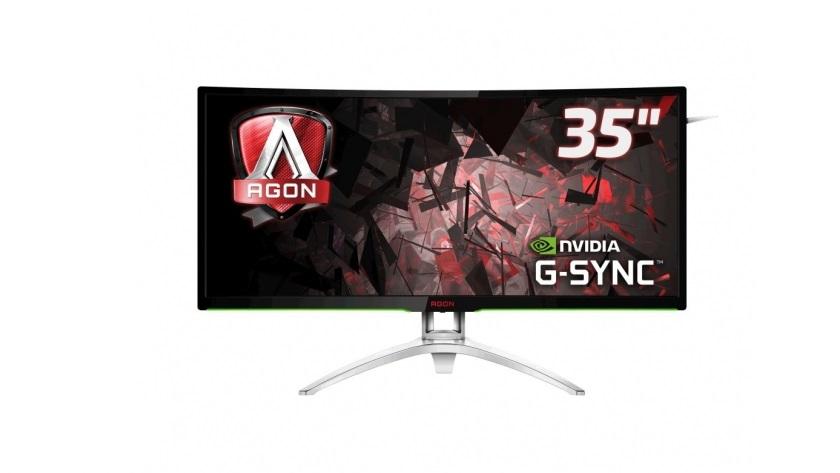 AOC presenta nuevo monitor curvado AGON AG352UCG con G-Sync 31