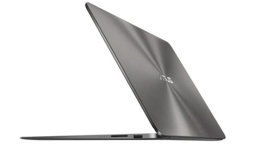 Nuevo ASUS ZenBook UX430, muy delgado pero con gráfica dedicada