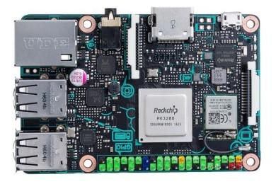 ASUS Tinker Board, un miniPC que sigue el concepto Raspberry Pi