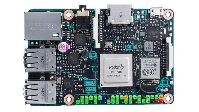 ASUS Tinker Board, un miniPC que sigue el concepto Raspberry Pi 31