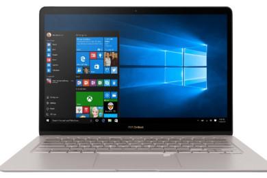ASUS anuncia nuevo ZenBook 3 Deluxe