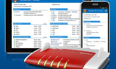 Utiliza tu smartphone como extensión de tu teléfono fijo con FRITZ!App Fon 77