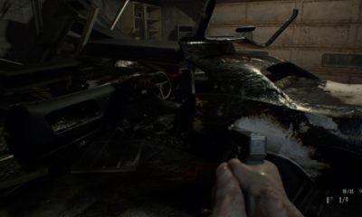 Así rinde Resident Evil 7 en una APU A10-7890K con DDR3 a 2.133 MHz 101