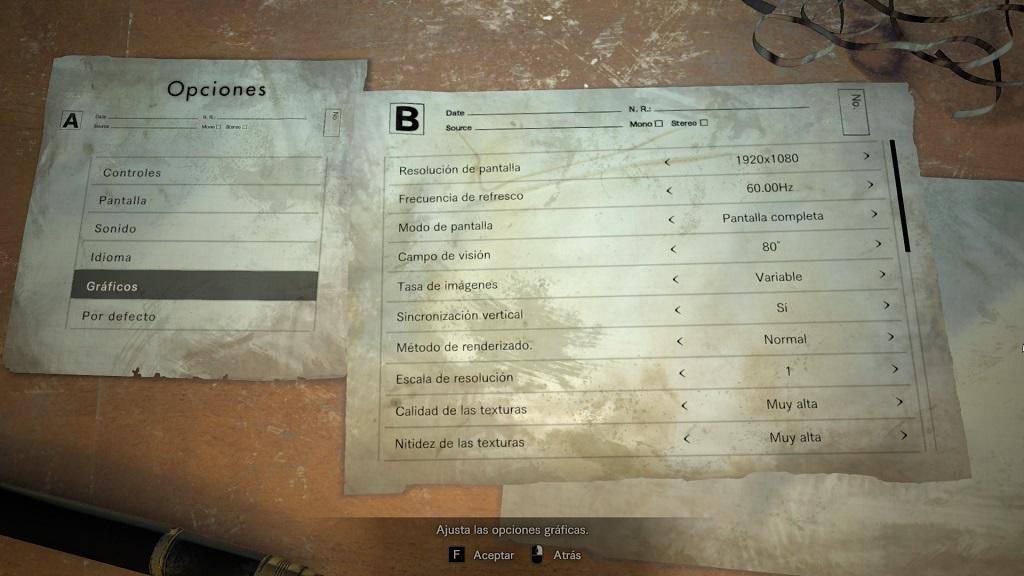 Análisis de Resident Evil 7 para PC (7)