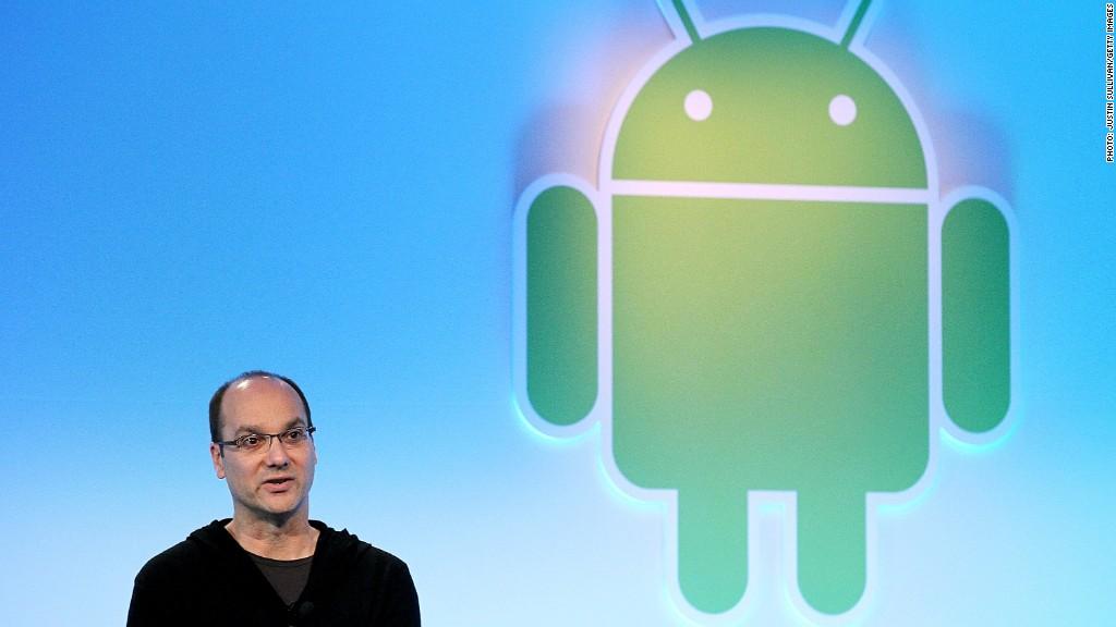 Andy Rubin trabaja en un smartphone modular sin bordes 28