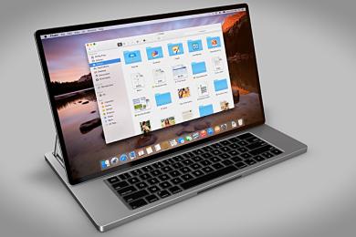 Descubre el Apple Book, una interesante combinación de iPad y MacBook