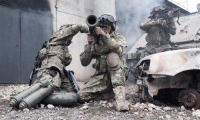 Investigadores trabajan en protecciones militares inteligentes 58
