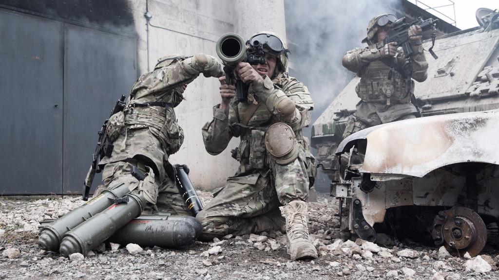Investigadores trabajan en protecciones militares inteligentes 31